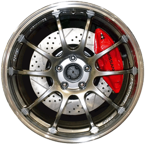 Rim and Caliper painting Dubai
